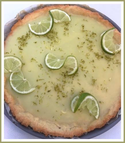 Tarte au citron façon Mojito Tarte_10