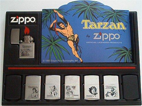 Tarzan & Zorro 1995 Presen10