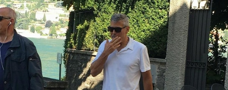 Blog! George Clooney: latest news Sorpre10