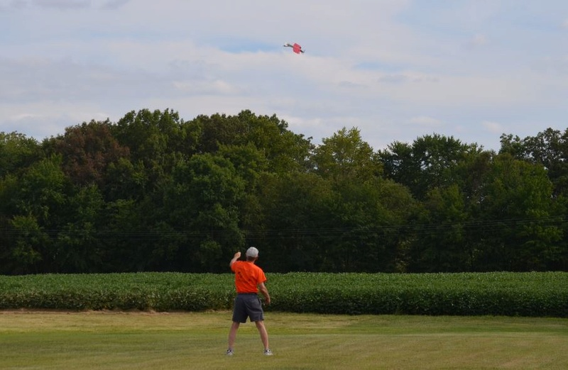 Celebrating National Model Airplane Day with the Marion Sky Squires and the Breezy Hill Flyers 2_1010
