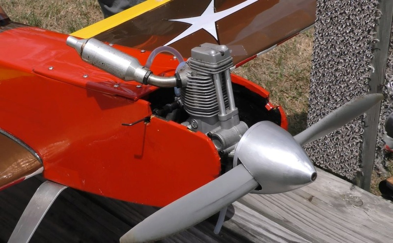 Celebrating National Model Airplane Day with the Marion Sky Squires and the Breezy Hill Flyers 2_1510