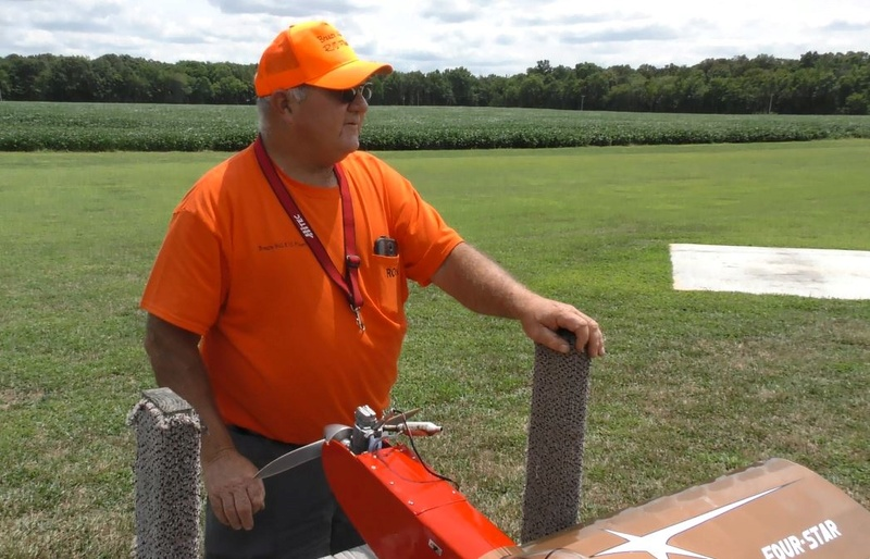 Celebrating National Model Airplane Day with the Marion Sky Squires and the Breezy Hill Flyers 2_1610