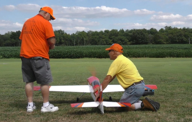 Celebrating National Model Airplane Day with the Marion Sky Squires and the Breezy Hill Flyers 2_2210