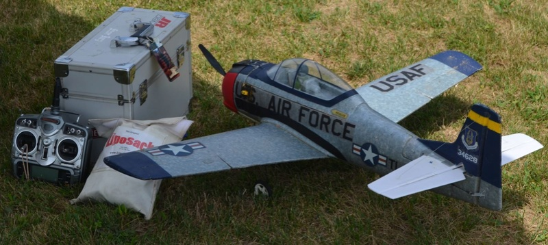 Celebrating National Model Airplane Day with the Marion Sky Squires and the Breezy Hill Flyers 2_310