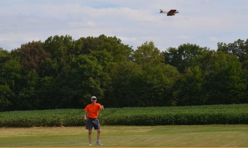 Celebrating National Model Airplane Day with the Marion Sky Squires and the Breezy Hill Flyers 2_910