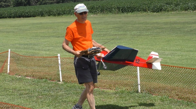 Celebrating National Model Airplane Day with the Marion Sky Squires and the Breezy Hill Flyers 6_1210