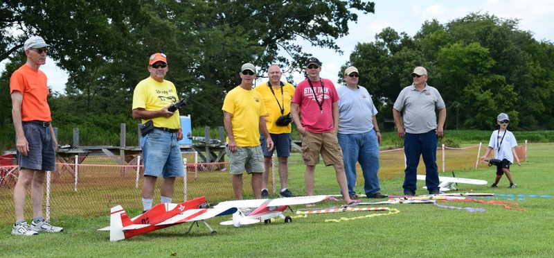 Celebrating National Model Airplane Day with the Marion Sky Squires and the Breezy Hill Flyers 6_15
