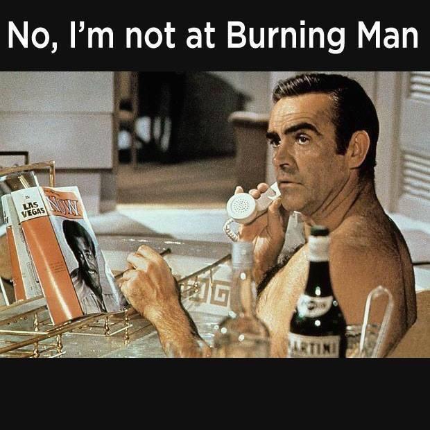 I was initially sad I missed Burning /Man Burnin10