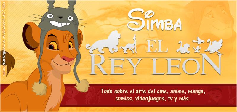 SIMBA EL REY LEÓN