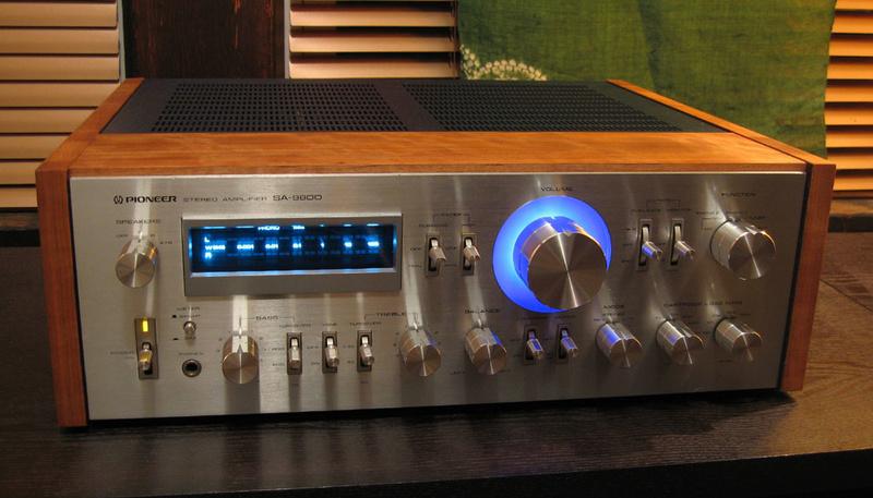 Amplificateur PIONEER SA-508 Ampli_10