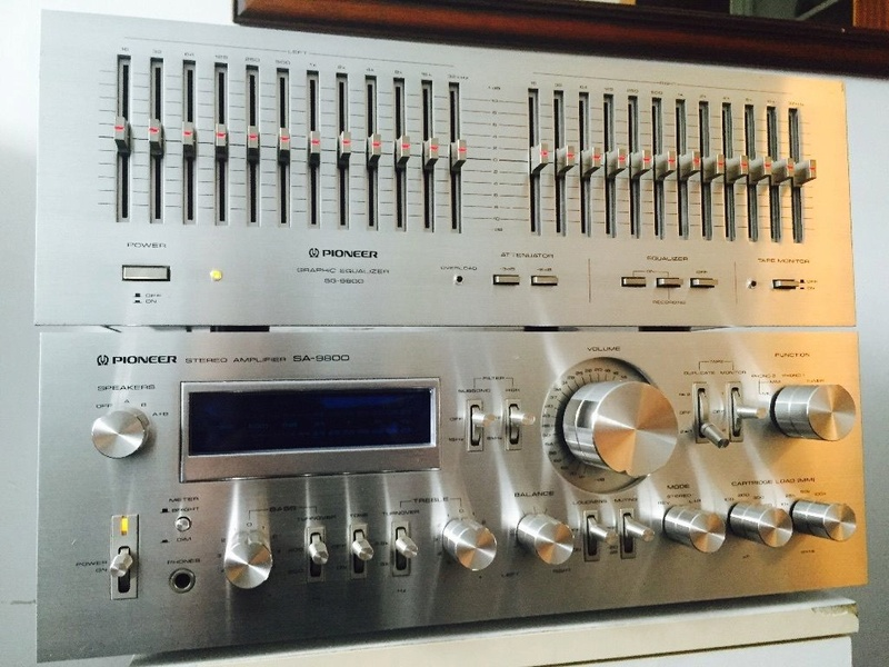 Amplificateur PIONEER SA-508 Ampli_12