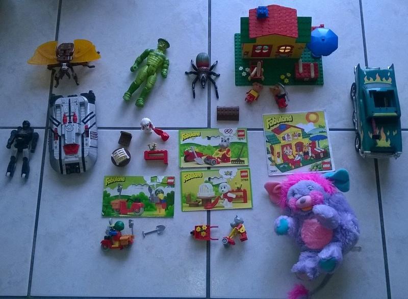 Trouvailles en Brocante, Bourse Aux jouets, Vide Greniers ... - Page 5 Wp_20123