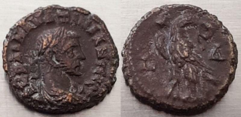 Tétradrachme Maximianus ... 1210