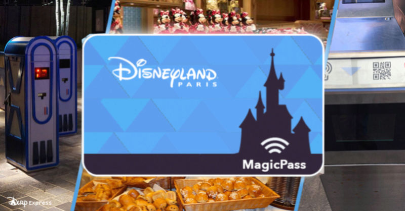 MagicPass: technologie RFID à Disneyland Paris  Ebb8c410