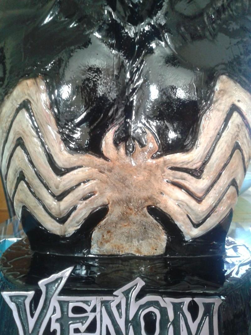 mallo custom venom sideshow life size fevrier 2013 20130212