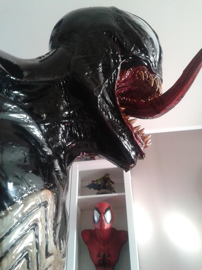 mallo custom venom sideshow life size fevrier 2013 20130214