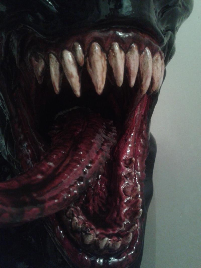 mallo custom venom sideshow life size fevrier 2013 20130215