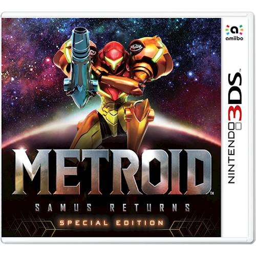 Metroid: Samus Return Cia Region free 53231010