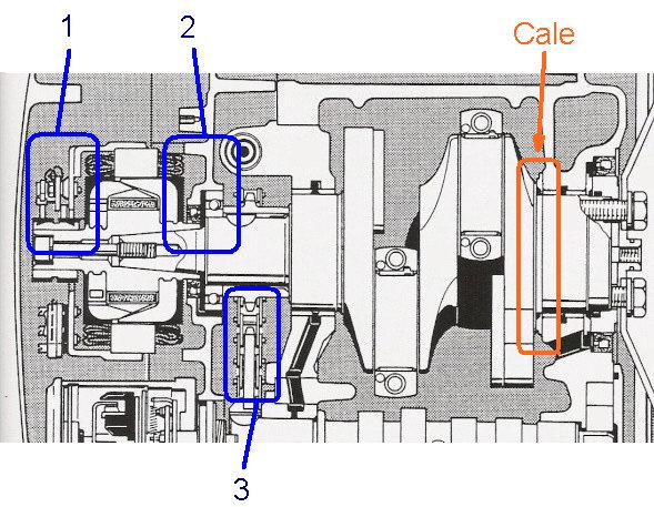 (R65) Brider le vilebrequin avant de changer le joint spi vilo volant moteur? Calage11