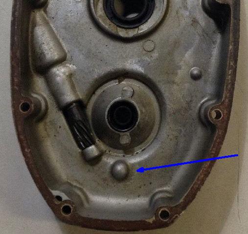 Identification morceau d'alu dans carter huile R60/5 Distri10