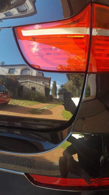 My BMW X6 BlackSapphire 20170928