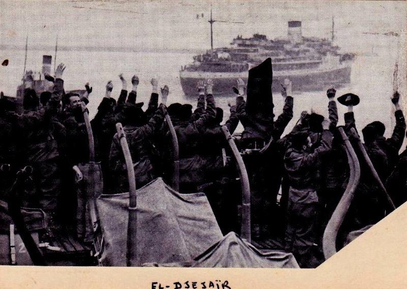 Les paquebots et cargos armés en guerre  2x17_e10