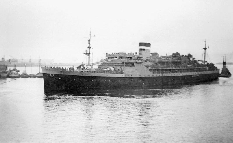 Les paquebots et cargos armés en guerre  Captur10