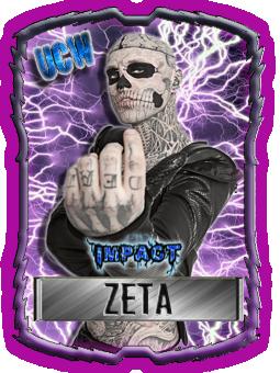 Impact Staff Zeta10