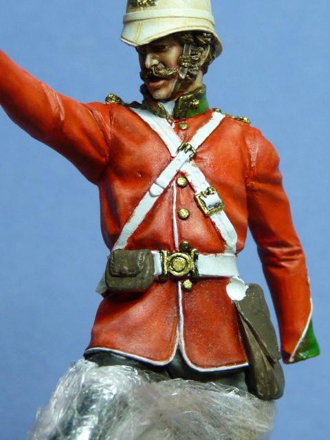 Officier Britannique pendant la guerre contre les Zoulous P1030410