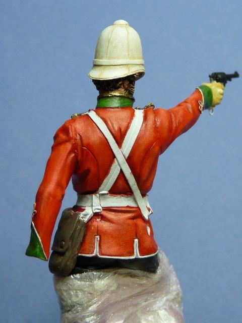 Officier Britannique pendant la guerre contre les Zoulous P1030411