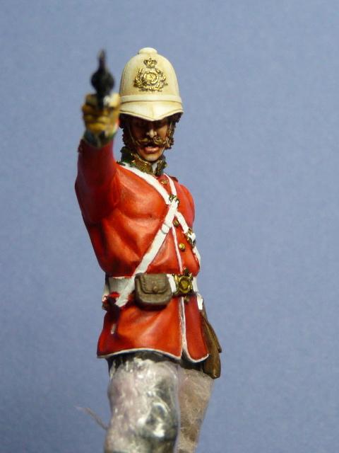 Officier Britannique pendant la guerre contre les Zoulous P1030412