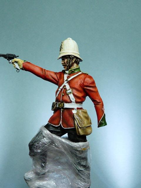 Officier Britannique pendant la guerre contre les Zoulous P1030417
