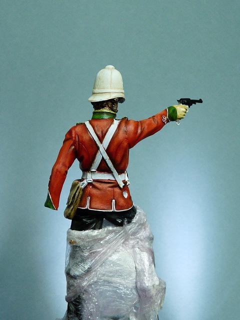 Officier Britannique pendant la guerre contre les Zoulous P1030420