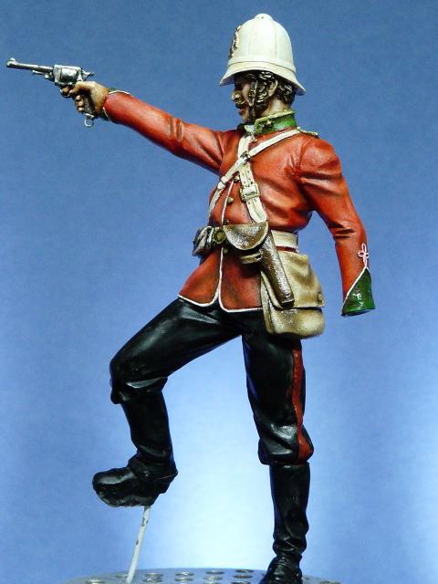 Officier Britannique pendant la guerre contre les Zoulous P1030423