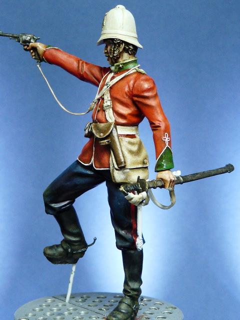Officier Britannique pendant la guerre contre les Zoulous - Page 2 P1030436