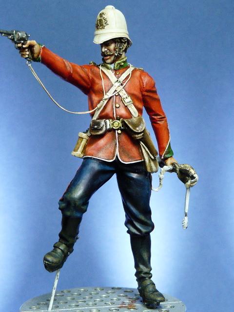 Officier Britannique pendant la guerre contre les Zoulous - Page 2 P1030437