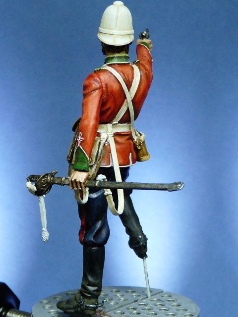 Officier Britannique pendant la guerre contre les Zoulous - Page 2 P1030438