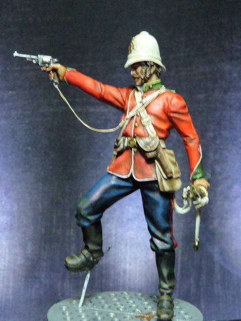 Officier Britannique pendant la guerre contre les Zoulous - Page 2 P1030445