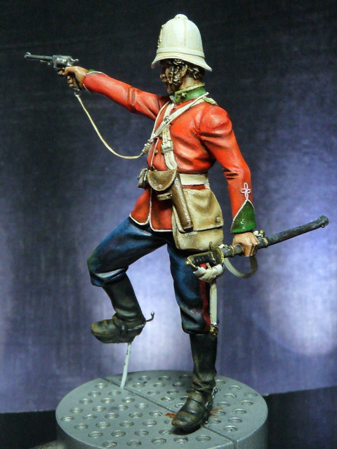 Officier Britannique pendant la guerre contre les Zoulous - Page 2 P1030446