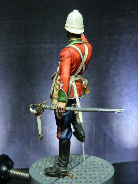 Officier Britannique pendant la guerre contre les Zoulous - Page 2 P1030447