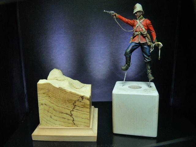 Officier Britannique pendant la guerre contre les Zoulous - Page 2 P1030534