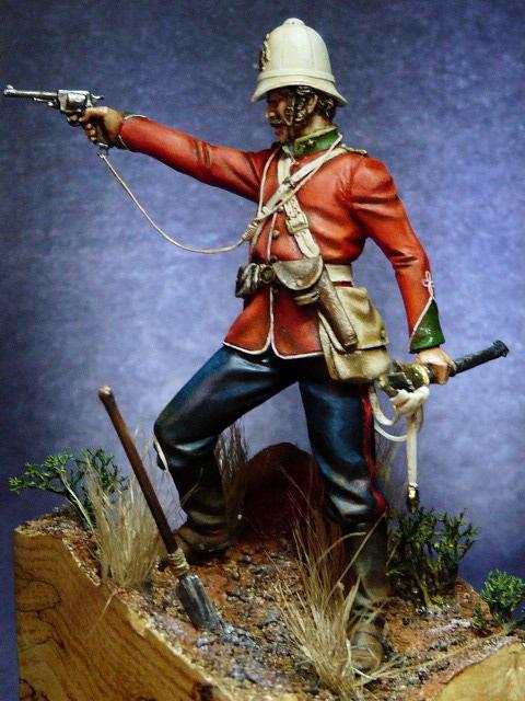 Officier Britannique pendant la guerre contre les Zoulous - Page 2 P1030547