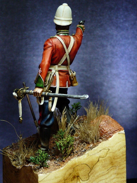Officier Britannique pendant la guerre contre les Zoulous - Page 2 P1030548