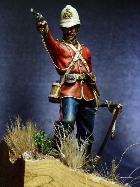 Officier Britannique pendant la guerre contre les Zoulous - Page 2 P1030549
