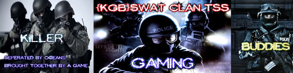 The best Clan for Swat 4 TSS