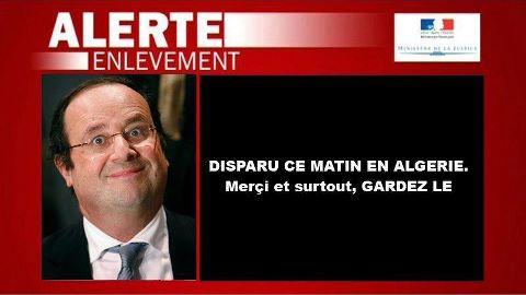 Le voyage de François Hollande en Algérie. Hol10