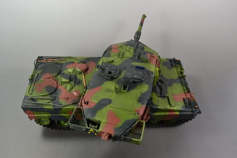 Leopard 2A5 von Tamiya in 1:35 Dsc_0010