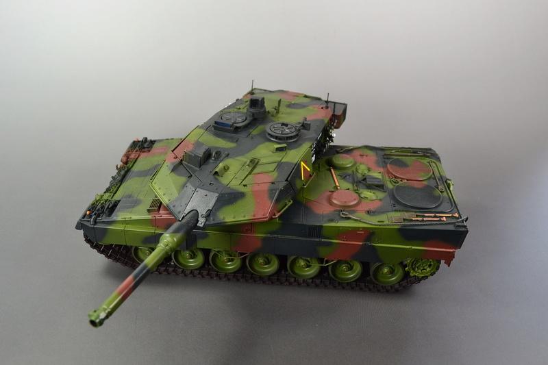 Leopard 2A5 von Tamiya in 1:35 Dsc_0013