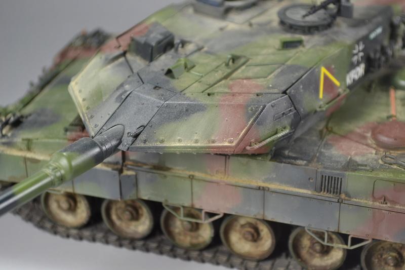 Leopard 2A5 von Tamiya in 1:35 Dsc_0033