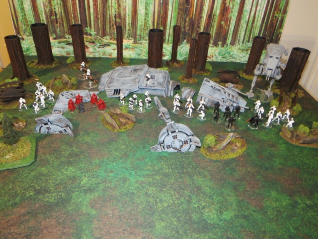[Décors] [Table] [Star Wars Legion] Le Star Wars Legion de Nico Img_3925